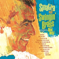 Couverture du titre Sinatra and Swingin' Brass