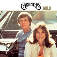 Cover of the track Carpenters Gold (35th Anniversary Edition)