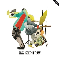 Cover of the track Keep It Raw - EP