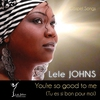 Cover of the album You're so good to me (Gospel Songs)