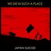 Couverture de l'album We Die in Such a Place