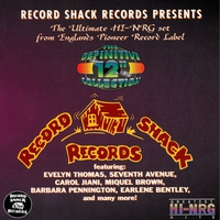 "Couverture du titre The Definitive Record Shack Records 12"" Collection"