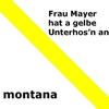 Couverture de l'album Frau Mayer hat a gelbe Unterhos'n an - EP